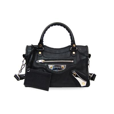mini city hardware bag black